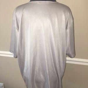 Nike Shirts - Nike Men's Athletic Shirt sz XL silver gray